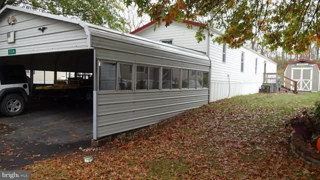 238 Mohn Dr. Shippensburg Mobile Estates #238, SHIPPENSBURG, PA 17257 (#PACB129284) :: The Joy Daniels Real Estate Group