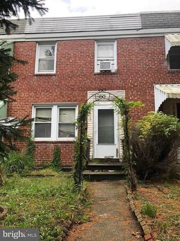 3576 Dudley Avenue, BALTIMORE, MD 21213 (#MDBA529244) :: CENTURY 21 Core Partners