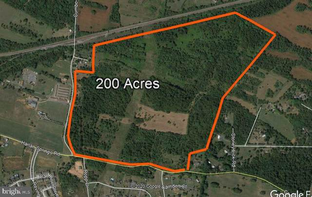 2435 Harlan Springs Road, MARTINSBURG, WV 25401 (#WVBE181474) :: Charis Realty Group