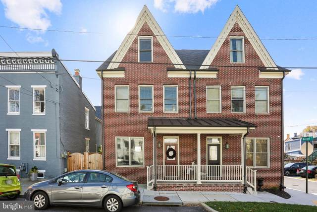 12 E Fifth, FREDERICK, MD 21701 (#MDFR272948) :: Bic DeCaro & Associates