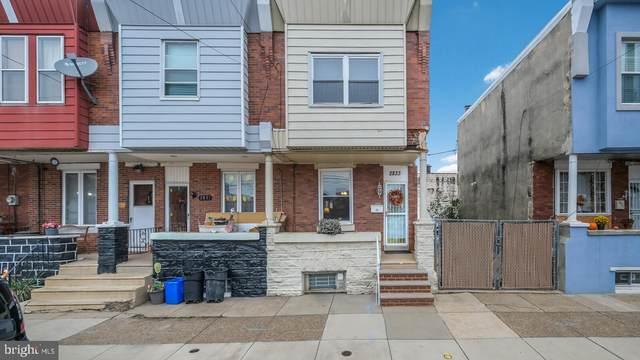 2833 E Ontario Street, PHILADELPHIA, PA 19134 (#PAPH949266) :: Keller Williams Realty - Matt Fetick Team