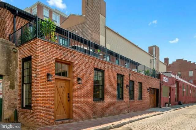210 Quarry Street, PHILADELPHIA, PA 19106 (#PAPH949272) :: Certificate Homes