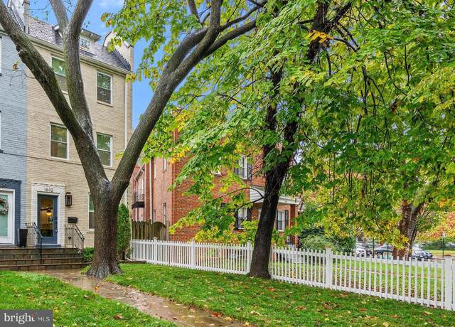 1632 Potomac Avenue SE, WASHINGTON, DC 20003 (#DCDC494014) :: Lucido Agency of Keller Williams