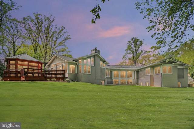 6201 Poindexter Lane, NORTH BETHESDA, MD 20852 (#MDMC731986) :: Great Falls Great Homes