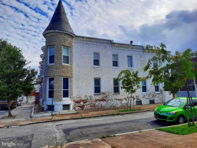2225 E Madison Street, BALTIMORE, MD 21205 (#MDBA529288) :: The Piano Home Group