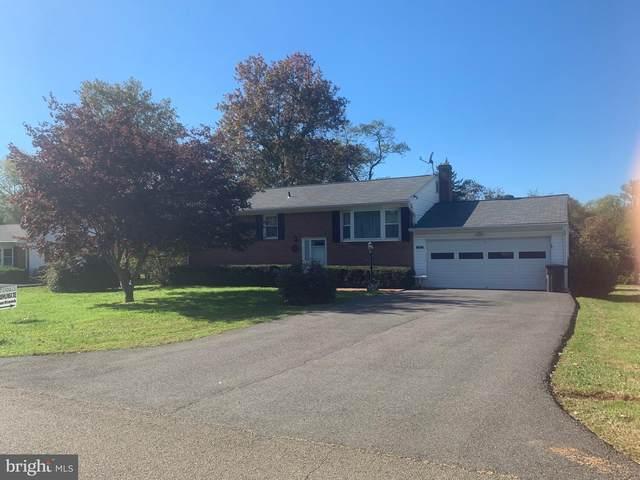 580 Evans Avenue, WARRENTON, VA 20186 (#VAFQ167914) :: The Team Sordelet Realty Group