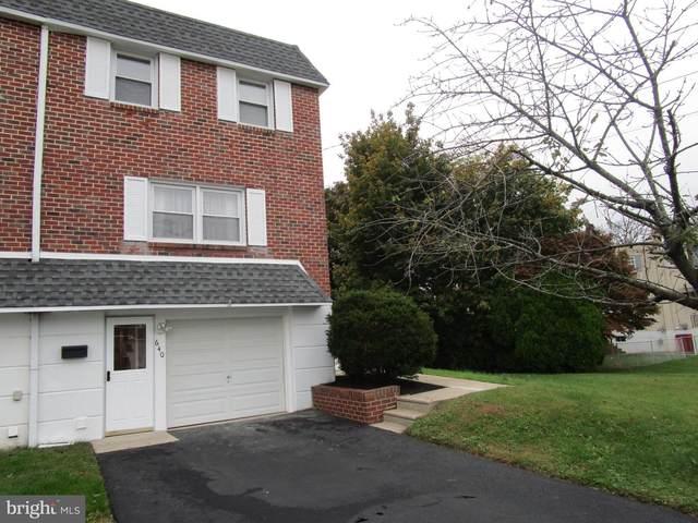 640 Linda Lane, NORRISTOWN, PA 19401 (#PAMC668744) :: Colgan Real Estate