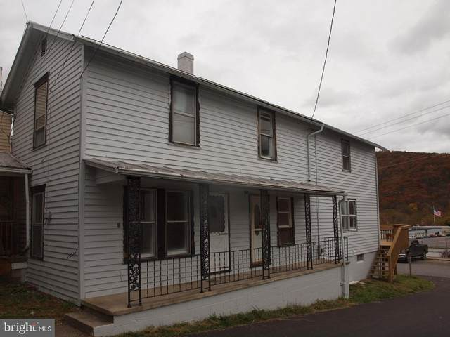 18 Spruce Street, FRANKLIN, WV 26807 (#WVPT101584) :: Bruce & Tanya and Associates