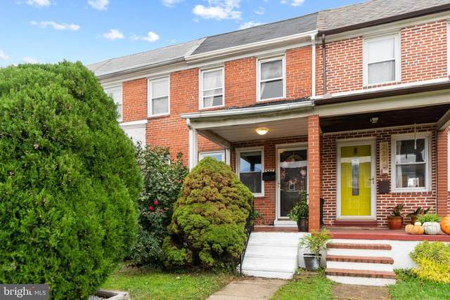 337 Imla Street, BALTIMORE, MD 21224 (#MDBA529292) :: Great Falls Great Homes