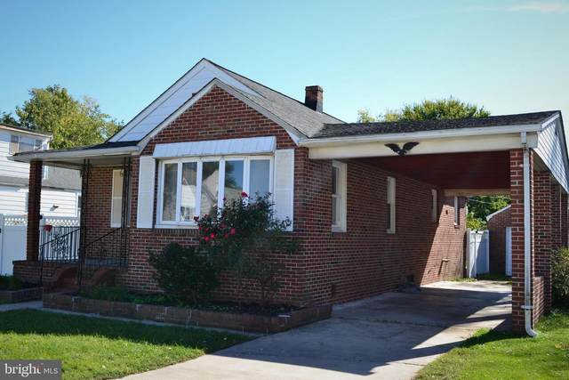 2409 Manning Avenue, BALTIMORE, MD 21219 (#MDBC511036) :: The Team Sordelet Realty Group
