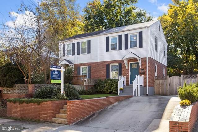 2253 Arlington Terrace, ALEXANDRIA, VA 22303 (#VAFX1163892) :: Gail Nyman Group