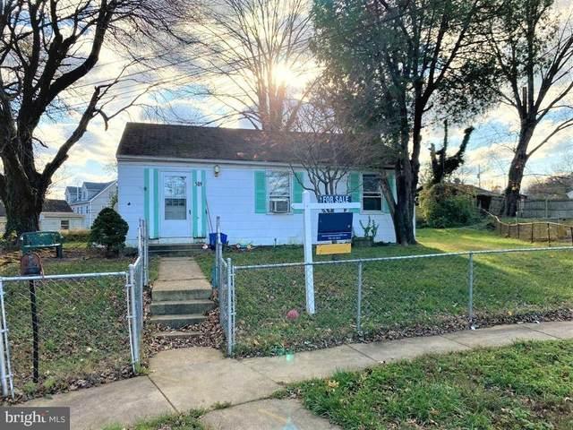 509 Longwood Drive, ROCKVILLE, MD 20850 (#MDMC732022) :: Potomac Prestige