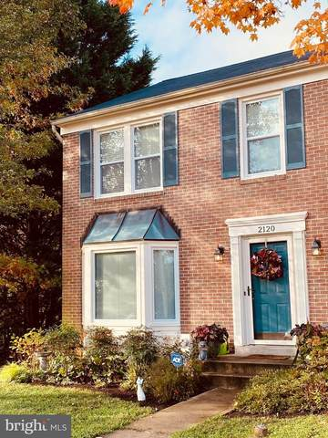 2120 Heritage Drive, BALTIMORE, MD 21209 (#MDBC511046) :: V Sells & Associates | Keller Williams Integrity
