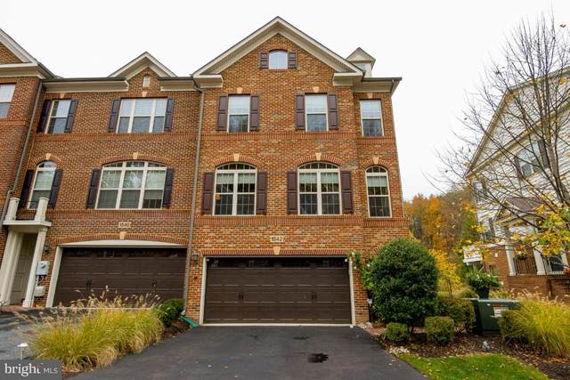 1542 Rabbit Hollow Place, SILVER SPRING, MD 20906 (#MDMC732028) :: Pearson Smith Realty