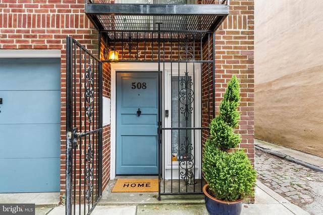 508 Lombard Street, PHILADELPHIA, PA 19147 (MLS #PAPH949436) :: Kiliszek Real Estate Experts