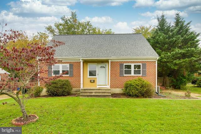 1204 Canberwell Road, BALTIMORE, MD 21228 (#MDBC511058) :: The Team Sordelet Realty Group