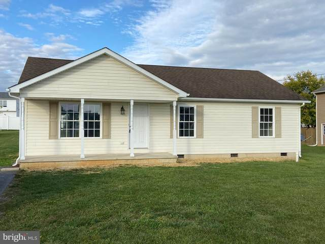 164 Larry Way, BUNKER HILL, WV 25413 (#WVBE181486) :: Bruce & Tanya and Associates