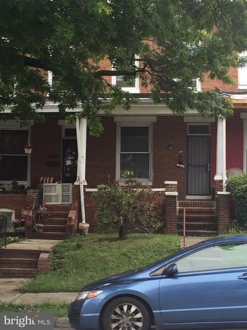 149 S Hilton Street, BALTIMORE, MD 21229 (#MDBA529322) :: Great Falls Great Homes