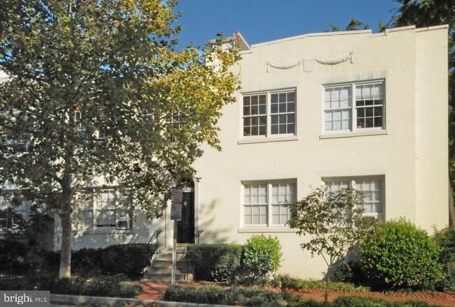 2603 O Street NW #3, WASHINGTON, DC 20007 (#DCDC494056) :: Blackwell Real Estate