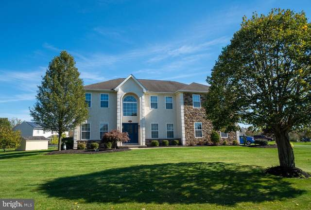 2111 Claymont Drive, QUAKERTOWN, PA 18951 (#PABU510278) :: Linda Dale Real Estate Experts