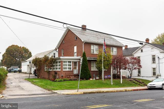 402 S Queen Street, LITTLESTOWN, PA 17340 (#PAAD113802) :: The Joy Daniels Real Estate Group