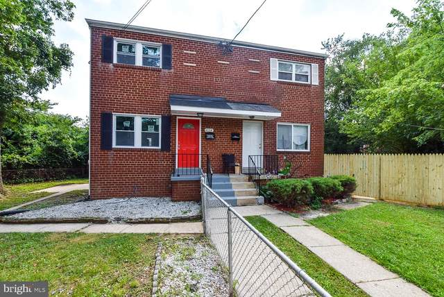 4114 24TH Place, TEMPLE HILLS, MD 20748 (#MDPG585996) :: Advon Group