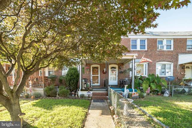 522 Old Riverside Road, BALTIMORE, MD 21225 (#MDAA451056) :: The Miller Team