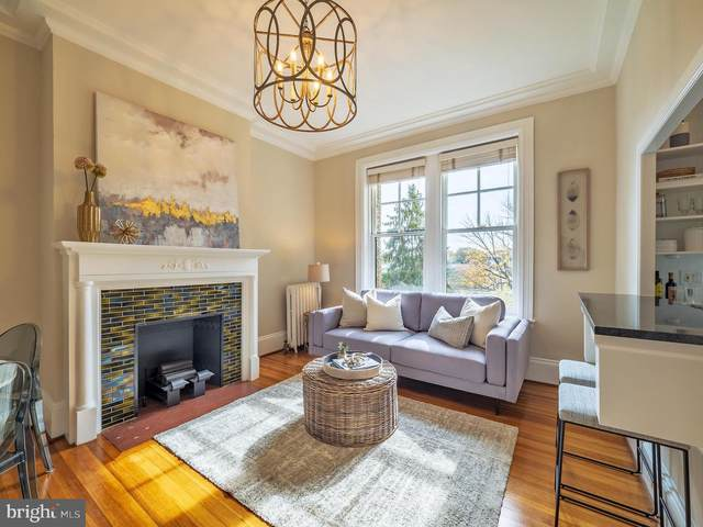 2853 Ontario Road NW #406, WASHINGTON, DC 20009 (#DCDC494074) :: Integrity Home Team
