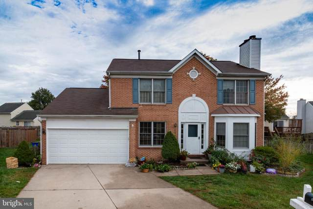 591 Winterspice Drive, FREDERICK, MD 21703 (#MDFR272988) :: BayShore Group of Northrop Realty