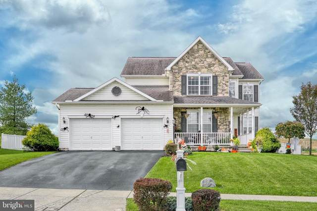 62 Quartz Ridge Drive, YORK, PA 17408 (#PAYK148110) :: The Heather Neidlinger Team With Berkshire Hathaway HomeServices Homesale Realty