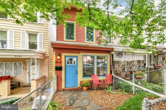 3546 Roland Avenue, BALTIMORE, MD 21211 (#MDBA529348) :: Blackwell Real Estate