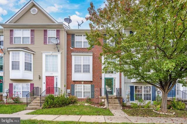 206 Timber View Court, FREDERICK, MD 21702 (#MDFR272990) :: The Redux Group