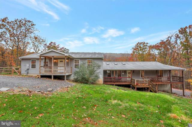 840 Audubon Road, HEDGESVILLE, WV 25427 (#WVMO117670) :: Great Falls Great Homes
