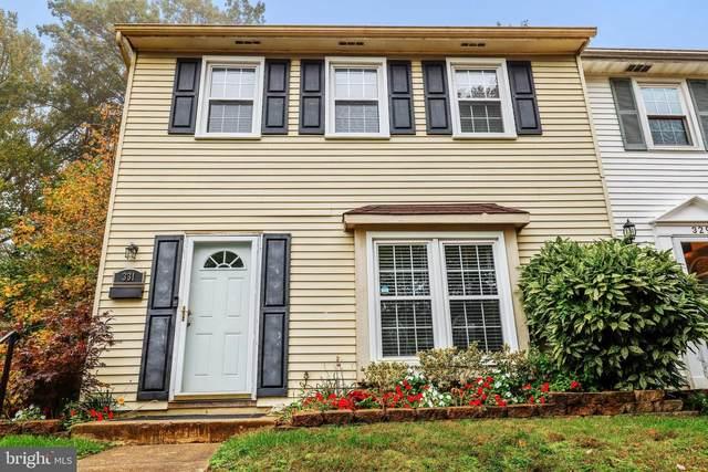 331 Elderwood Court, ANNAPOLIS, MD 21409 (#MDAA451070) :: The Matt Lenza Real Estate Team