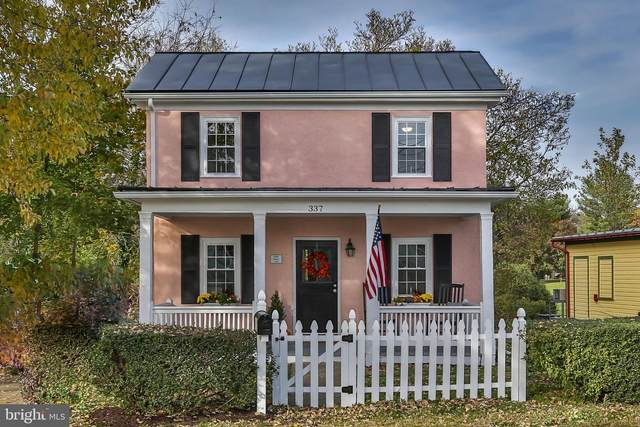 337 E Colonial Highway, HAMILTON, VA 20158 (#VALO424586) :: Great Falls Great Homes