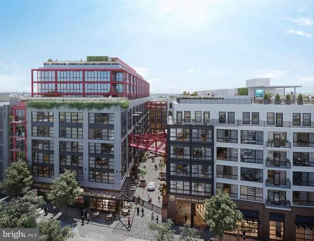 1625 Eckington Place NE #522, WASHINGTON, DC 20002 (#DCDC494112) :: Crossman & Co. Real Estate
