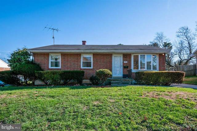 3709 Stoneybrook Road, RANDALLSTOWN, MD 21133 (#MDBC511094) :: The Riffle Group of Keller Williams Select Realtors