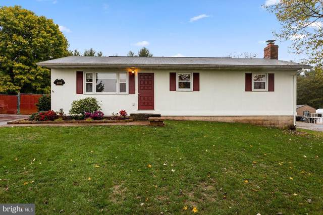 4288 Harney Road, TANEYTOWN, MD 21787 (#MDCR200658) :: Fairfax Realty of Tysons