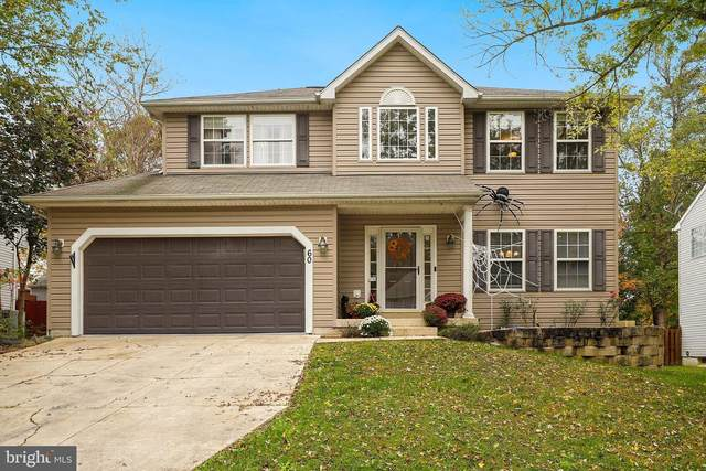 60 Saint Roberts Drive, STAFFORD, VA 22556 (#VAST226732) :: RE/MAX Cornerstone Realty