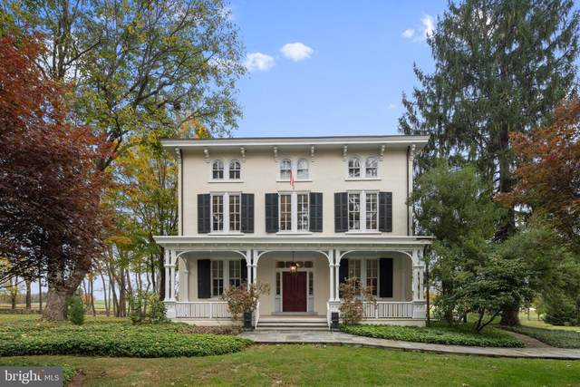 192 Brownsburg Road E, NEW HOPE, PA 18938 (#PABU510304) :: Linda Dale Real Estate Experts