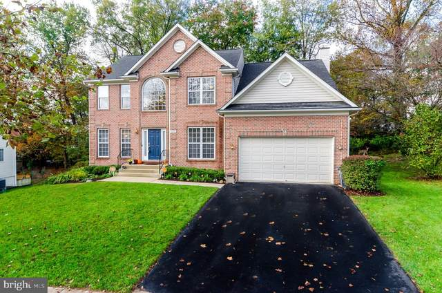 15608 Straughn Drive, LAUREL, MD 20707 (#MDPG586024) :: The Gus Anthony Team
