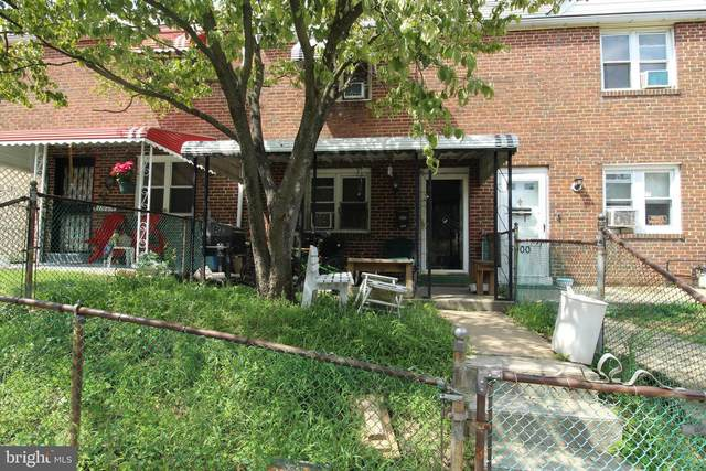 3902 8TH Street, BALTIMORE, MD 21225 (#MDBA529370) :: The Redux Group