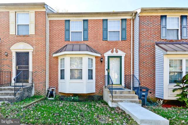 5617 Prescott Court, CAPITOL HEIGHTS, MD 20743 (#MDPG586030) :: Great Falls Great Homes