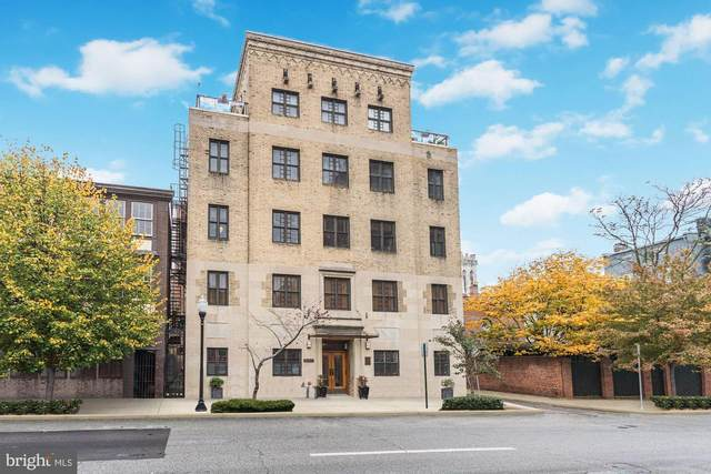 104 W Madison Street #6, BALTIMORE, MD 21201 (#MDBA529374) :: The Team Sordelet Realty Group