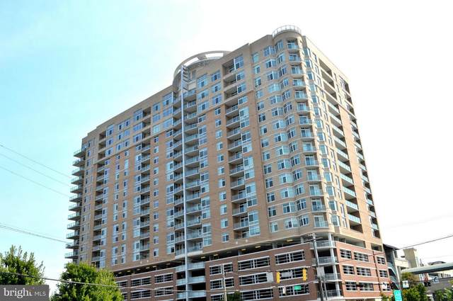 5750 Bou Avenue #914, ROCKVILLE, MD 20852 (#MDMC732090) :: ExecuHome Realty