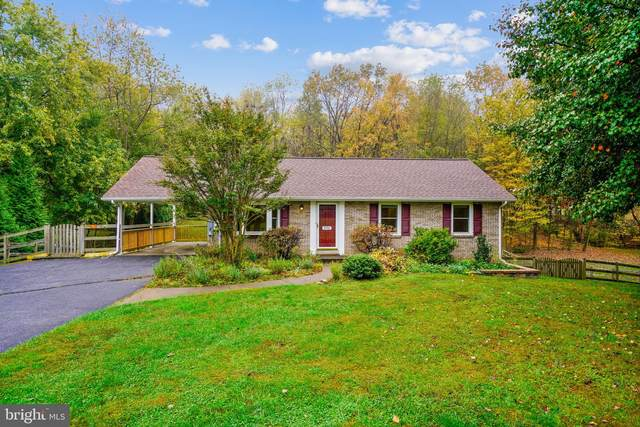 5701 Catoctin View Court, MOUNT AIRY, MD 21771 (#MDFR273002) :: Gail Nyman Group