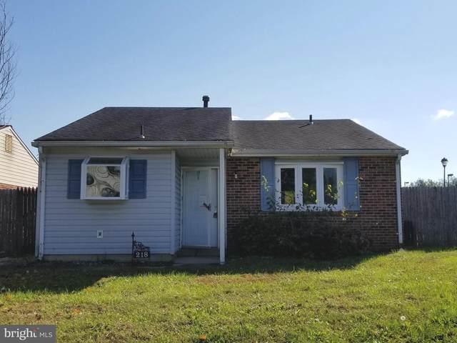 218 Deep Creek Terrace, BEAR, DE 19701 (#DENC512108) :: Bright Home Group