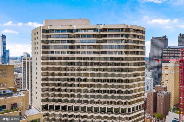 202-10 W Rittenhouse Square 2903/4, PHILADELPHIA, PA 19103 (#PAPH949672) :: The Lux Living Group