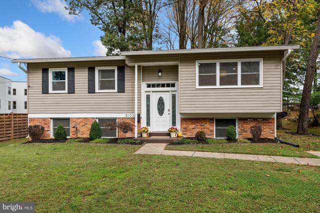 5103 Macon Road, ROCKVILLE, MD 20852 (#MDMC732120) :: The Daniel Register Group