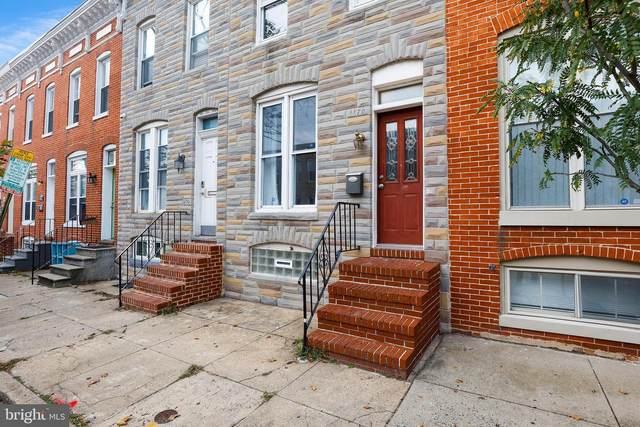 1170 Cleveland Street, BALTIMORE, MD 21230 (#MDBA529404) :: Great Falls Great Homes